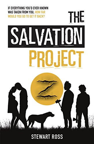 vote the salvation project for book cover competition july