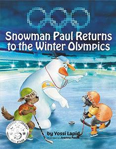 Snowman Paul returns to the Winter Olympics - Published on Jan, 2018
