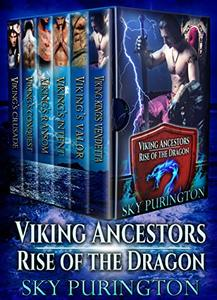 Viking Ancestors: Rise of the Dragon (Books 1-6)- Complete Series