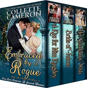Embraced by a Rogue: A Trilogy of Enticing Second Chance Romances (A Waltz with a Rogue)