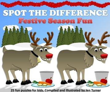 Spot the difference - Festive Season Fun