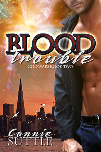 Blood Trouble (God Wars, #2)