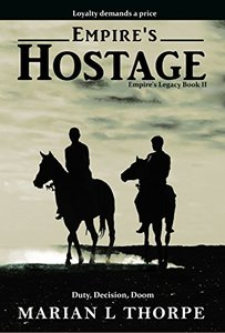 Empire's Hostage (Empire's Legacy Book 2)