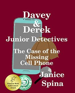 Davey & Derek Junior Detectives: The Case of the Missing Cell Phone