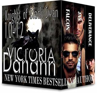 Knights of Black Swan, Books 10-12 (Knights of Black Swan Box Set Book 4)