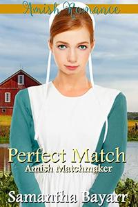 Amish Matchmaker: A Perfect Match: Amish Romance (The Amish Matchmaker Book 4)
