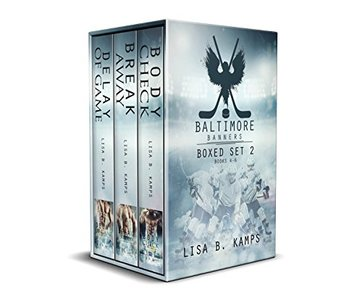 The Baltimore Banners: Second Period Trilogy: The Baltimore Banners Boxed Set 2