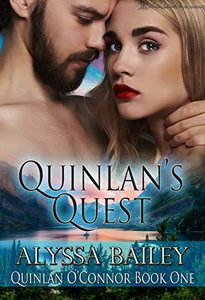 Quinlan's Quest (Quinlan O'Connor Book 1) - Published on Aug, 2016