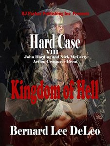 Hard Case 8: Kingdom of Hell (John Harding Series) - Published on Dec, 2016