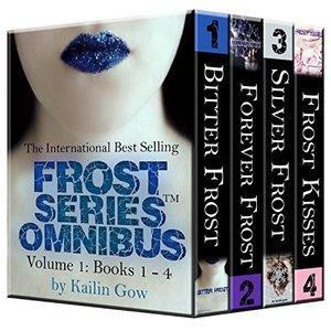 Bitter Frost Omnibus Books 1-4 (Bitter Frost Series): A Reverse Harem Epic Fey Fantasy - Published on Nov, 2017