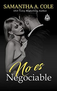 No es Negociable: Una novela (Seguridad Trident nº 4) (Spanish Edition)