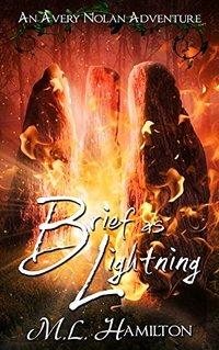 Brief As Lightning (An Avery Nolan Adventure Book 3)