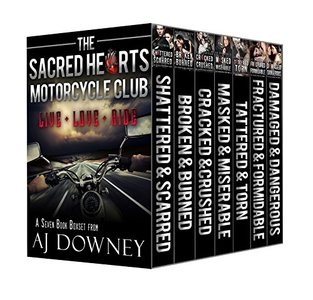 The Sacred Hearts MC Boxed Set (The Sacred Hearts Motorcycle Club)