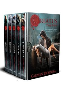 Creatus Series Boxed Set - Published on May, 2014