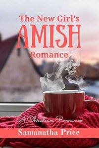 The New Girl's Amish Romance: A Christian Romance (Amish Foster Girls Book 4)