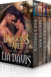 Dragons of Ares Box Set: Volume One