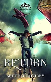Return: Dragonborn Series, Book Two