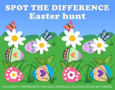Spot the difference - Easter hunt