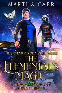 The Elemental's Magic (The Adventures of Maggie Parker Book 3)