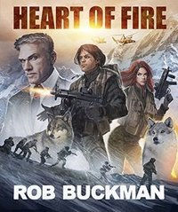 Heart of Fire (Heart of Stone Book 2)