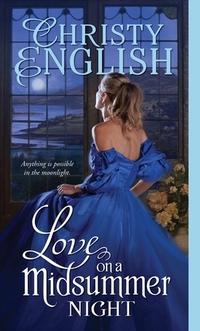 Love on a Midsummer Night (Shakespeare in Love, #2)