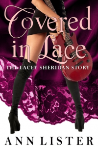 Covered In Lace: The Lacey Sheridan Story