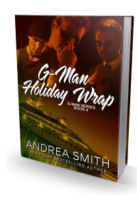G-Man Holiday Wrap (G-Man, #3.5)