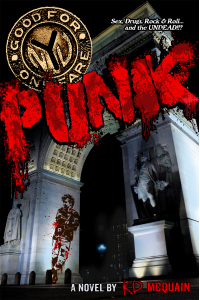 NYV: PUNK (New York Vampire Book 1) - Published on Sep, 2015