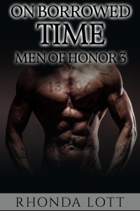 On Borrowed Time (Men of Honor, book 3)