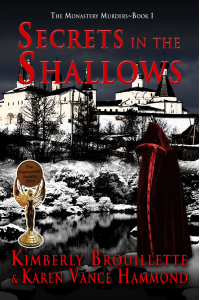 Secrets in the Shallows (Book 1, The Monastery Murders)