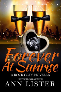 Forever At Sunrise: A Rock Gods Novella