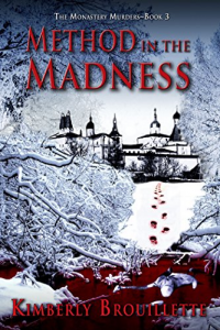 Method in the Madness (Book 3, The Monastery Murders)