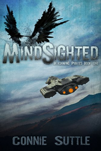 MindSighted: BlackWing Pirates, Book 1 - Published on Nov, -0001