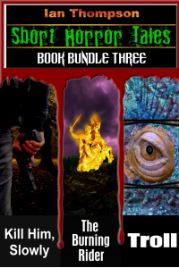 Short Horror Tales - Book Bundle 3