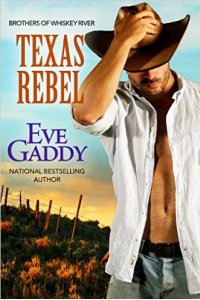 Texas Rebel (Whiskey River, #4)