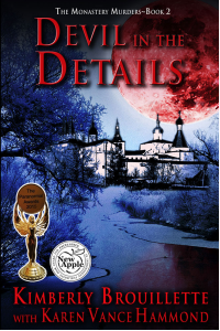 Devil in the Details (Book 2, The Monastery Murders)