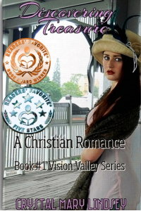 Discovering TREASURE: A Christian ROMANCE to Stir Magic in the Mind ~ and Music for the Soul (Book #1  of Vision Valley series) - * ON SPECIAL  $0.99