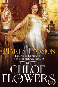 Hart's Passion: Book 2 of the Hart Trilogy-A Romantic Action & Adventure