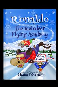 Ronaldo: The Reindeer Flying Academy