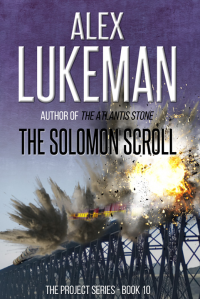 The Solomon Scroll (The Project Book 10)