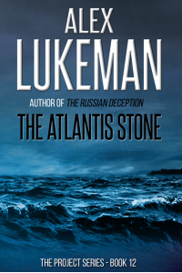 The Atlantis Stone (The Project Book 12)