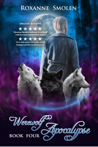 Werewolf Apocalypse (The Amazing Wolf Boy Book 4)