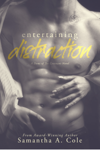 Entertaining Distraction: Doms of The Covenant Book Two