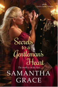Secrets to a Gentleman's Heart (Uncle Charlie's Angels Book 1)