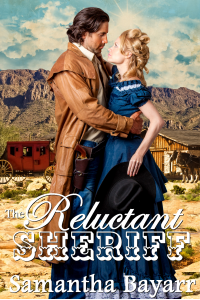 The Reluctant Sheriff: Heart of the Frontier (Western Prairie Brides Book 2)