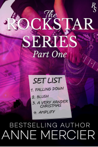The Rockstar Series Part One (Books 1-4)