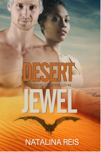 Desert Jewel - Published on Oct, 2016