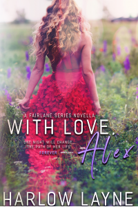With Love, Alex (Fairlane Series #0.5): Hollywood Romance