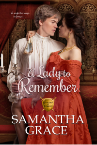 A Lady to Remember (Gentlemen of Intrigue Book 3)