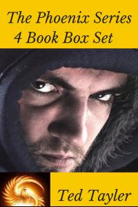The Phoenix Series: Books 1 - 4 (The Phoenix Series Box Set)